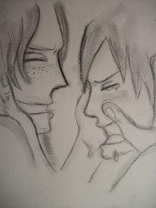 Dessins One piece, Naruto & autres (By Sayuri) :)