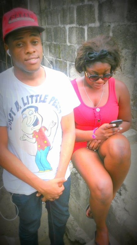 Oklm avec ma petite soeur