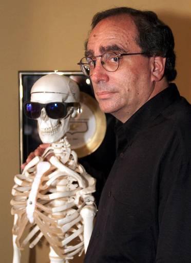 Le grand auteur de Chair de poule:Robert Lawrence Stine