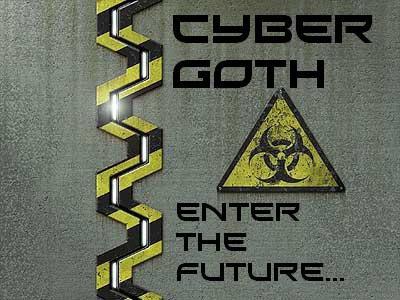 <3 Cyber-Goth <3
