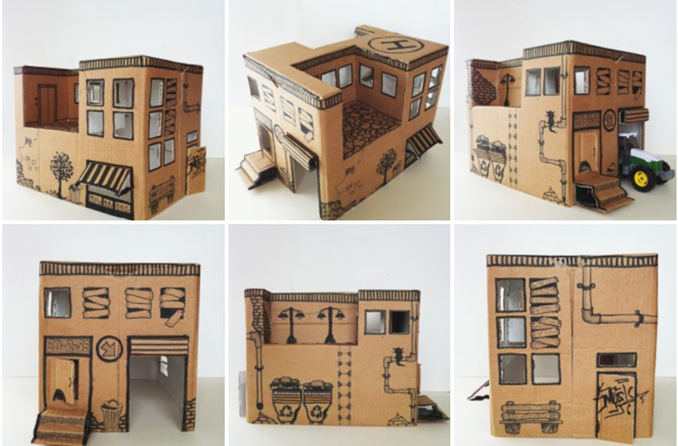 How to Make Cardboard Toys For Kids?