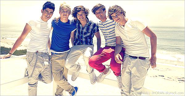 Découvrez ou re-découvrez les clips des One Direction : What Makes You Beautiful - Gotta Be You - One Thing ! - Qu'en pensez-vous & Quel est votre clip préféré ? :-)