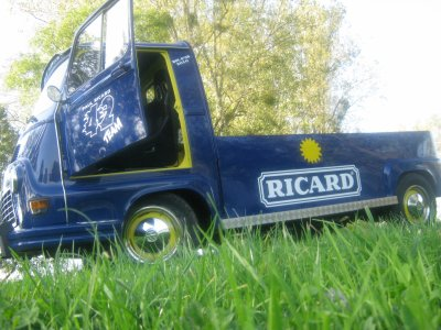 Estafette RICARD