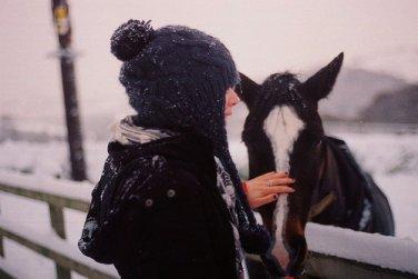 Je veux refaire de l'equitation.