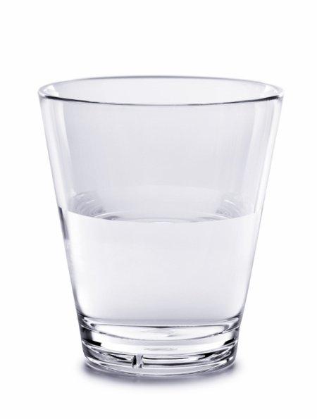 Verre à moitié vide ou verre à moitié plein ? - Manifeste