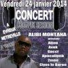 Concert code puk avec alibi montana