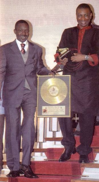c'etait en 1994 quand il obtenait son disc d'or