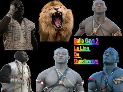 le lion de guediawaye