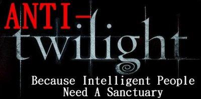 anty twilight