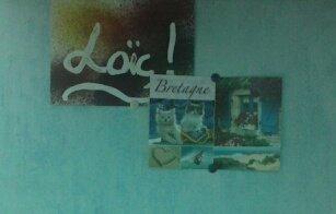Les lettres de ma p'tite rouquine et ma choubida :)