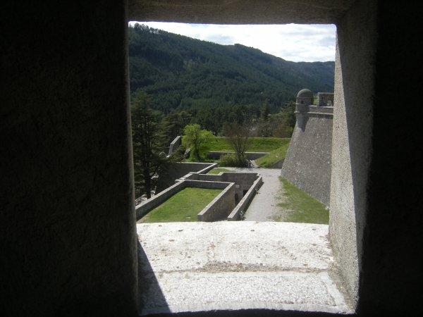 visite a la citadelle de Sisteron 04