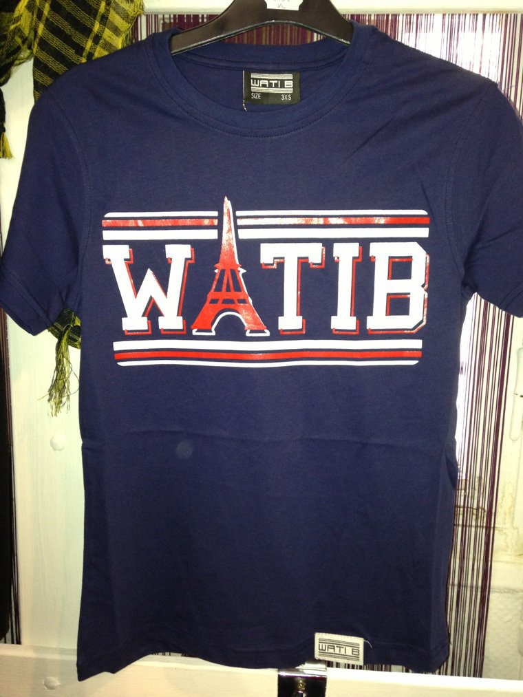 NOUVELLE COLLECTION WATI B