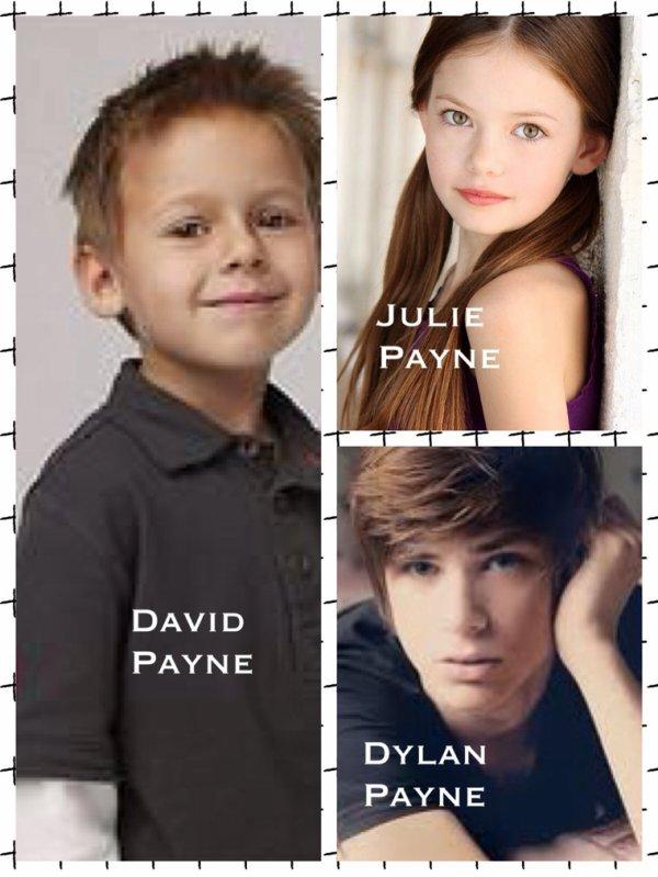 Pour voir comme je vois les enfants Styles,Payne,Horan,Malik et Tomlison