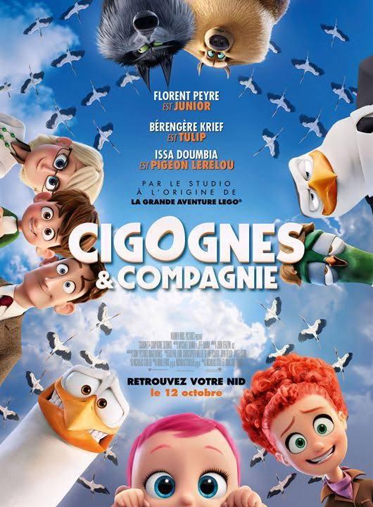 Film 3-Cigognes & compagnie