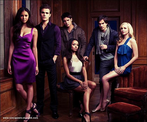 News ♦ Bonne nouvelle pour tout les fans de The Vampire Diaries ! Une 3ème saison est renouvelé et le tournage commence dès mois de Juin ! Alors, content ?  ;)
