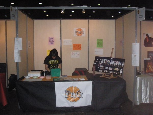Notre stand *o*