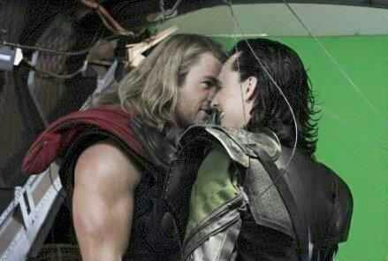 Oh my Thorki! *µ*