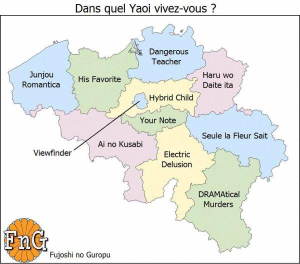 Dans quel yaoi vivez-vous? Jeu :)