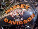 HARLEY DAVIDSON BLACK DEATH SPORTSTER