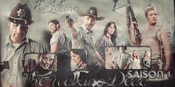 . . . . The Walking Dead : Saison 1. . .  Création  Décoration  Galerie