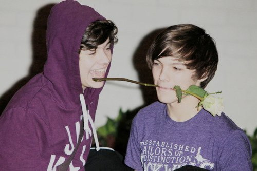 Harry Styles ~ Louis Tomlinson