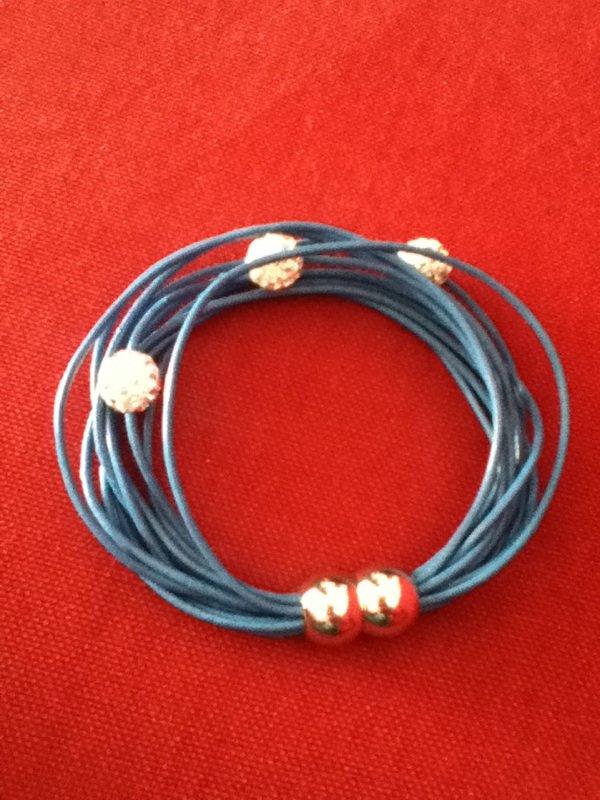 Mon new bracelet
