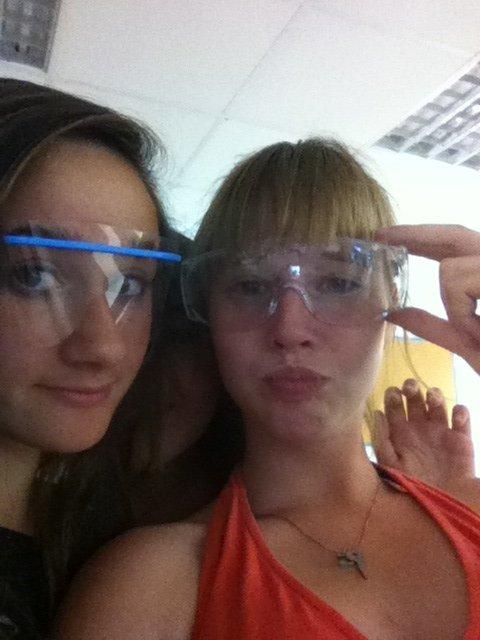 Délire physique chimie