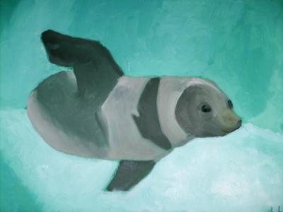 Un phoque