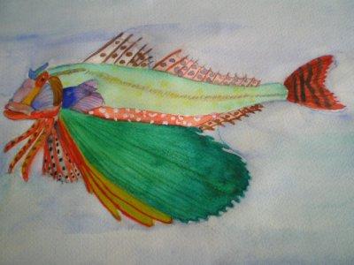 UN pitit poisson