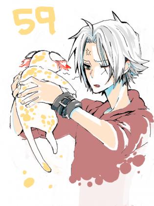 • Gokudera Hayato •