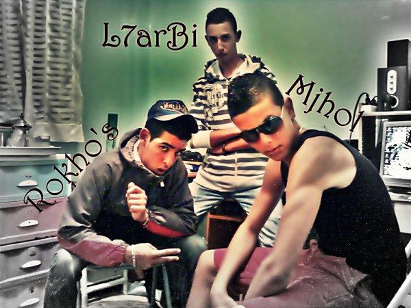 Mjhol Feat Rokho's Feat L7arbi