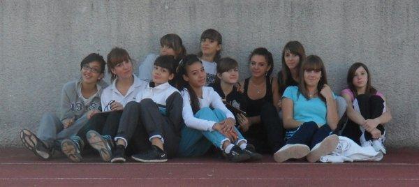 Les filles: ♥