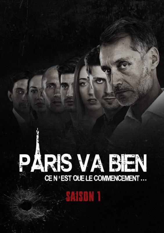 La série Paris Va Bien