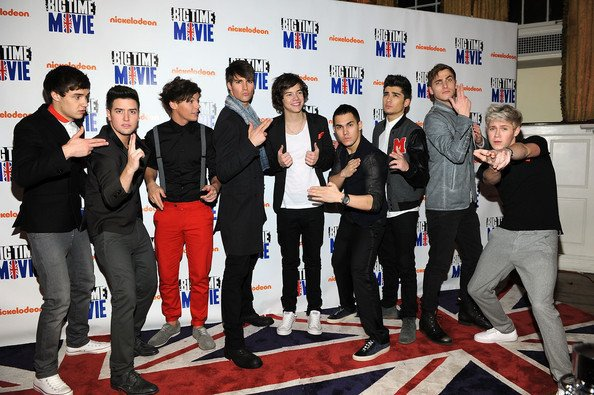 One Direction N Big time Rush