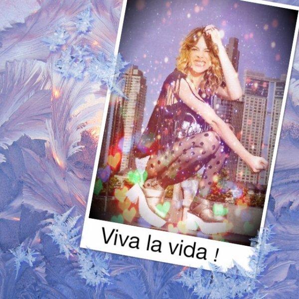 6e Chapitre de Viva la Vida ! ♥ Repondez aux questions et donnez moi vos avis ?! :)