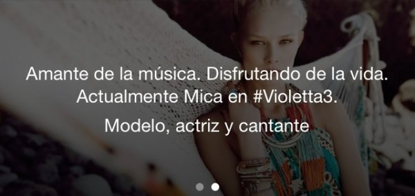Nouvelles actrices qui vont jouer dans Violetta 3 ! ❤️