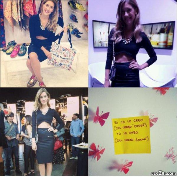 Autres photos du PhotoShoot de Tini pour Caras et photos posté des acteurs sur Instagram et Twitter <3 =D