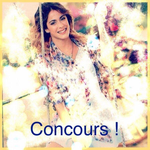 Concours ! =D