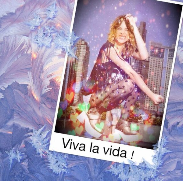 7e Chapitre de Viva la Vida ! ♥ Laissez un petit kiff pour que je vois si je continue ou pas ?! ^^