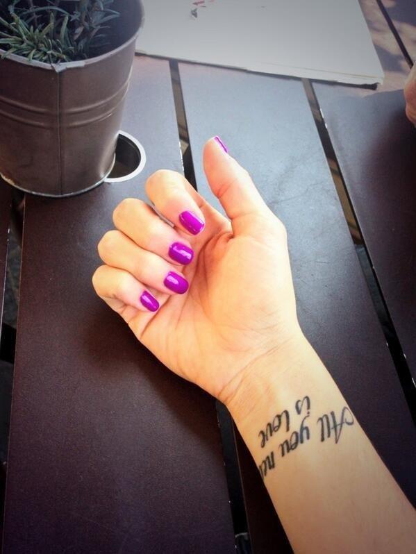 Les TINISTASSSSSS ! Premiere photo de Tini sur le tournage de Violetta 3 !!!! REMIXEZ !!!