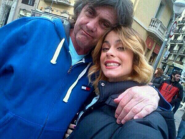 Nouvelle photo du tournage de Violetta 3 !! + Tini qui se repose à Barcelone !!