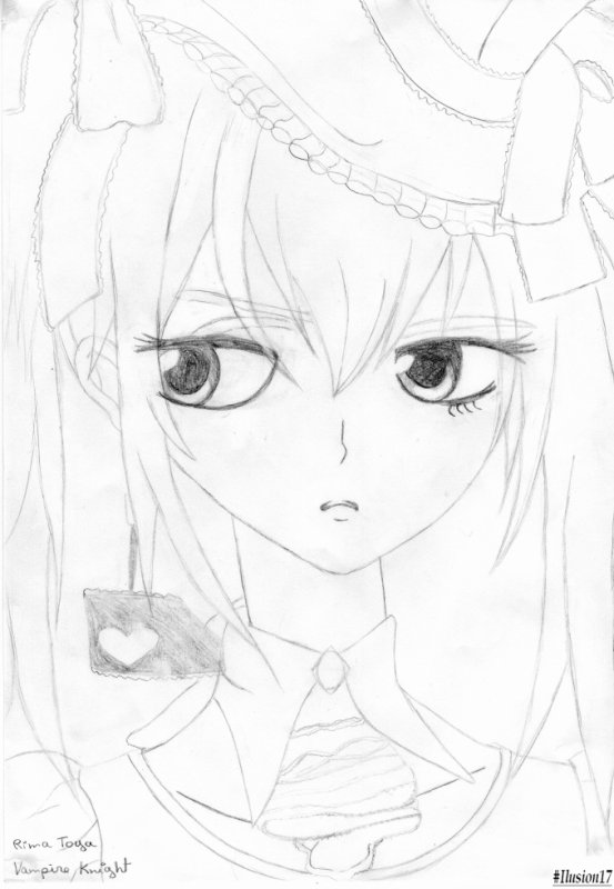 Vampire Knight Rima Toya