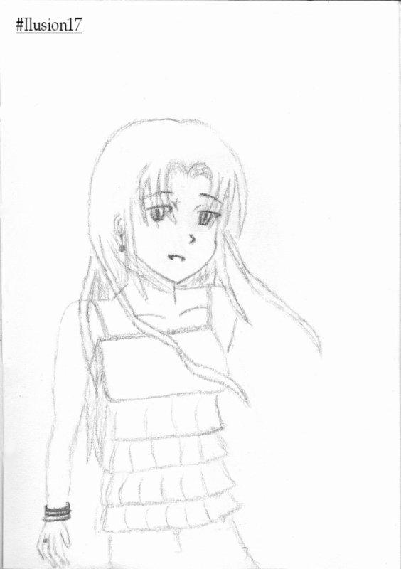 Fille manga
