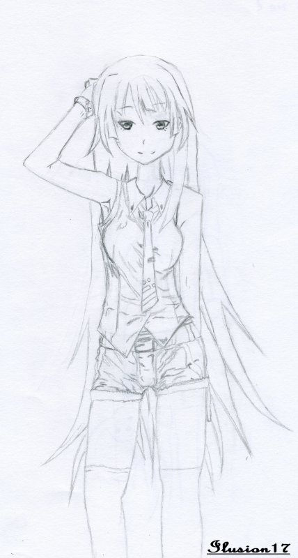 fille manga 5