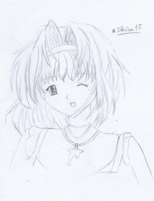 Fille manga 7