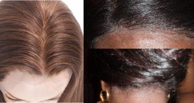 revolution: ful lace wig : perruque indetectable