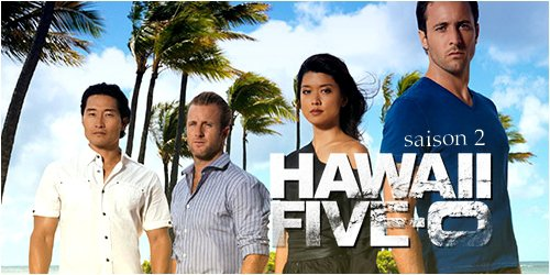 Hawaii 5-0 saison 2