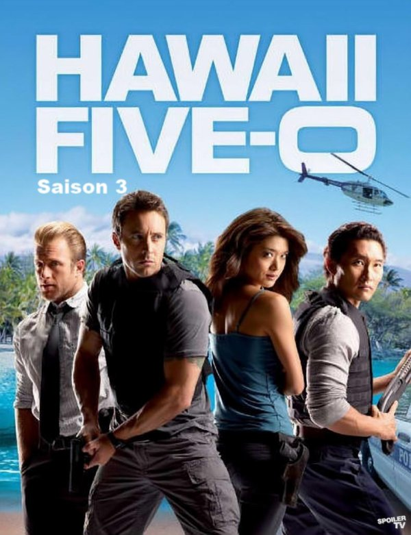 Hawaii 5-0 saison 3 !!!!!!!!!!!! ;)