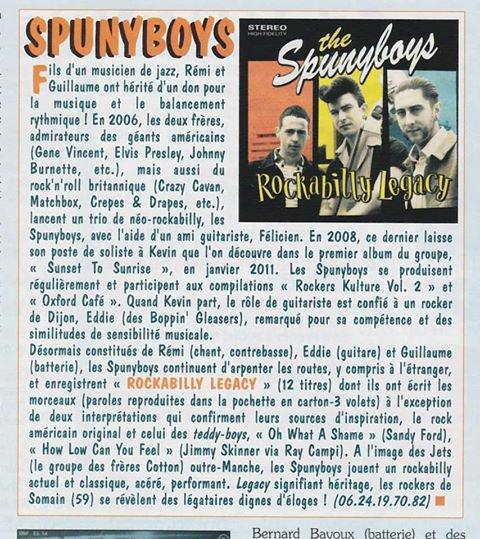 Festival le seul vrai festival Rock'n'roll & Rockabilly de Lot et Garonne