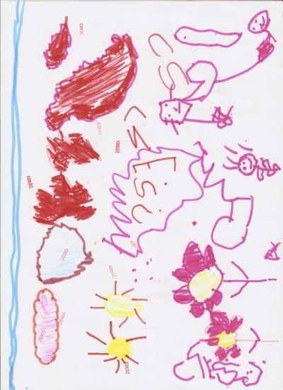 dessin sarah